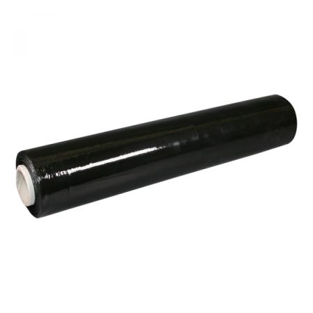 Rekfolie HR 500mm x 300m x 20micron zwart