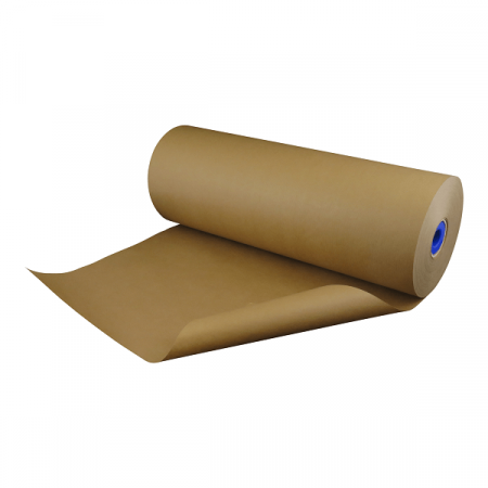 Pakpapier op rol natronkraft 70g/m2 50cm x 350m