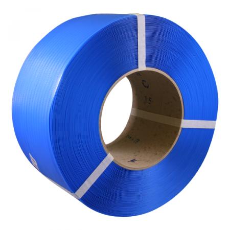 PP omsnoeringsband 12/55/3000 K200/140 blauw