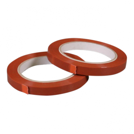 Strapping tape PP 12mm x 66m oranje