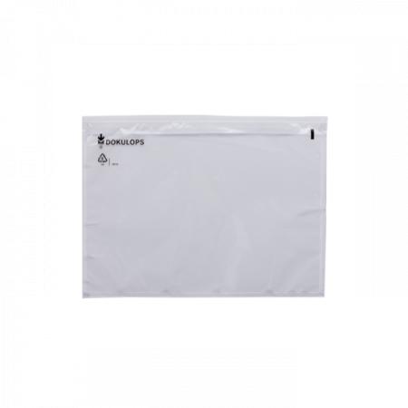 Paklijstenveloppen A6 165x122mm Blanco