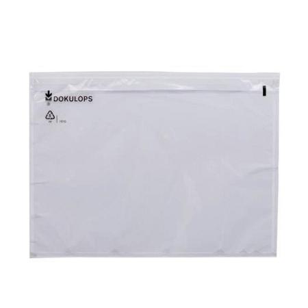 Paklijstenveloppen A5 225x165mm Blanco