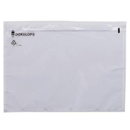 Paklijstenveloppen A4 315x225mm Blanco 1410