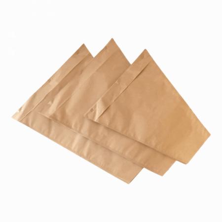 Papieren hoes kraft 45grms 23x20,5x12,5cm p/1000st