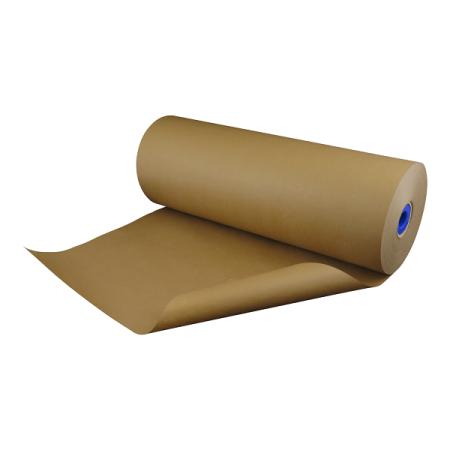 Pakpapier op rol natronkraft 70g/m2 120cm x 350m